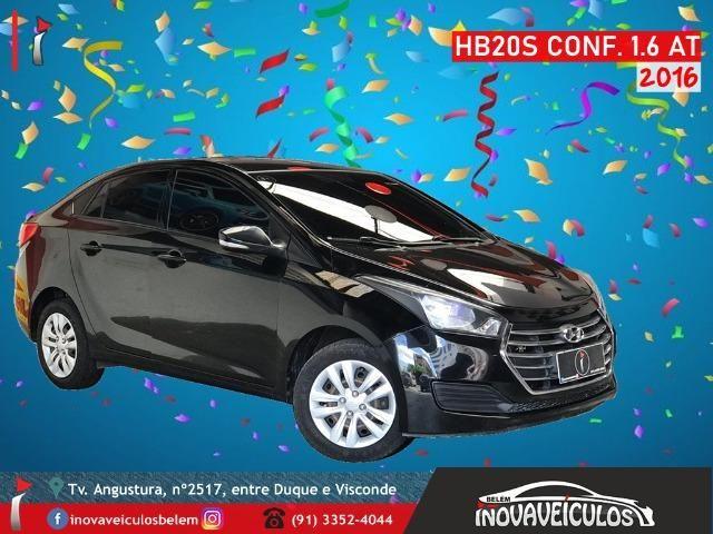 HB20s automático impecáavel - iNova Veiculos