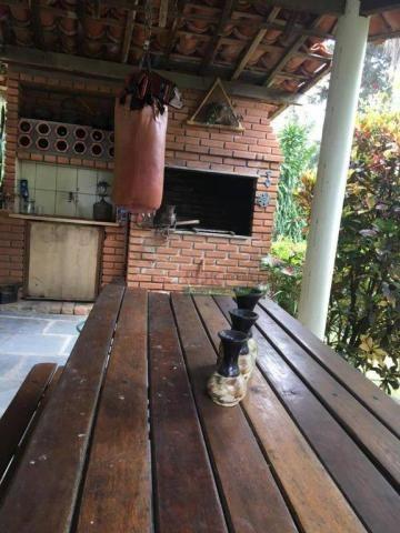 Chácara com 3 dormitórios para alugar, 2250 m² por R$ 4.000/mês - Chácaras Cataguá - Tauba - Foto 5
