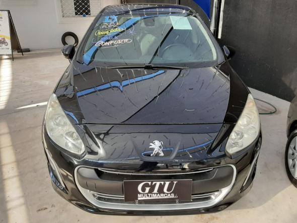 """Peugeot 308 Allure 1.6 Ano: 2013 """" Ent: $ 2.490,00 + 48 x R$ 878,22 - 1 Ano de Garantia """" - Foto 2"""