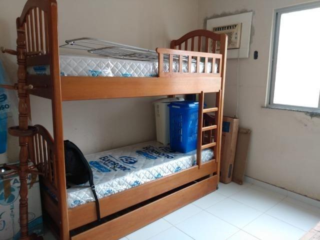 Apartamento em Salinas 3/4 com Suíte e Varanda no residencial Amazon Park - Foto 11