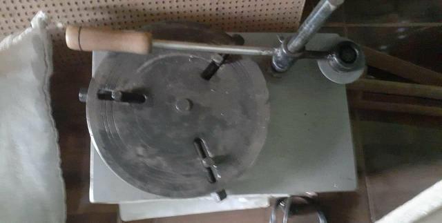 Máquina de cortar Penela de pressão