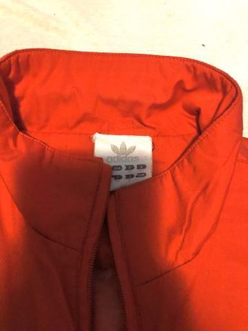 Casaco adidas, tamanho M - Foto 2