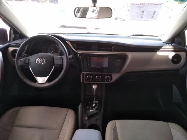 Toyota Corolla GLI Upper 1.8 2018 - Foto 5