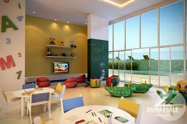 Apartamento Residencial à venda, Jaguaribe, Salvador - . - Foto 3