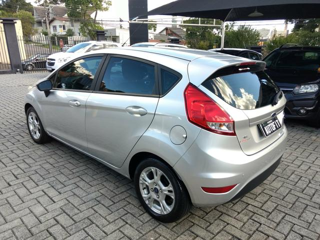 New Fiesta SE 1.6 Powershift Automatico de Único Dono 2014 - Foto 4