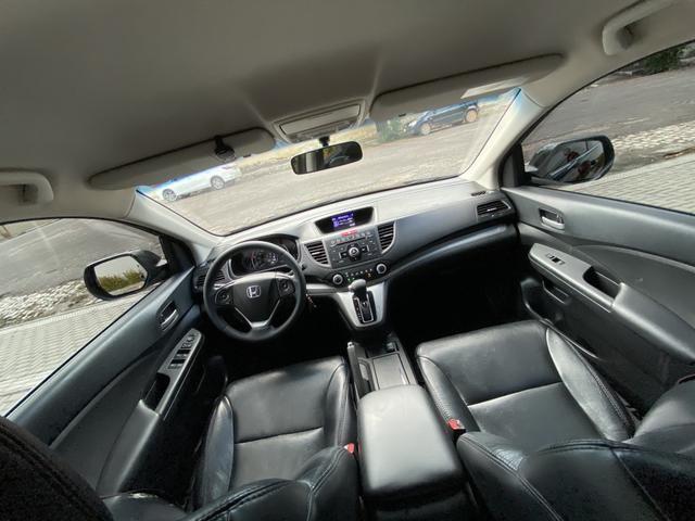 Honda CR-V LX 2013-2013 único dono!! - Foto 8