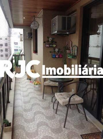Apartamento à venda com 3 dormitórios em Tijuca, Rio de janeiro cod:MBAP31922 - Foto 9