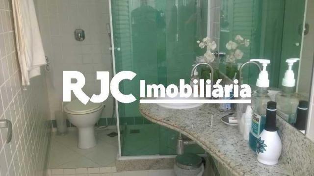 Cobertura à venda com 3 dormitórios em Tijuca, Rio de janeiro cod:MBCO30195 - Foto 13