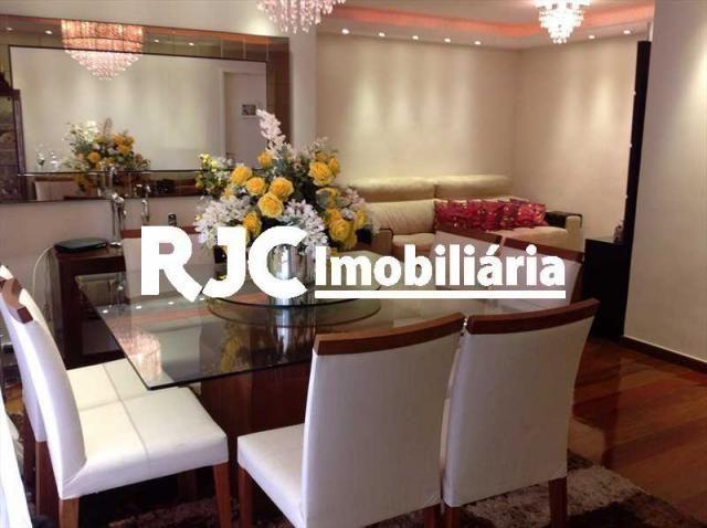 Apartamento à venda com 3 dormitórios em Tijuca, Rio de janeiro cod:MBAP31922 - Foto 7