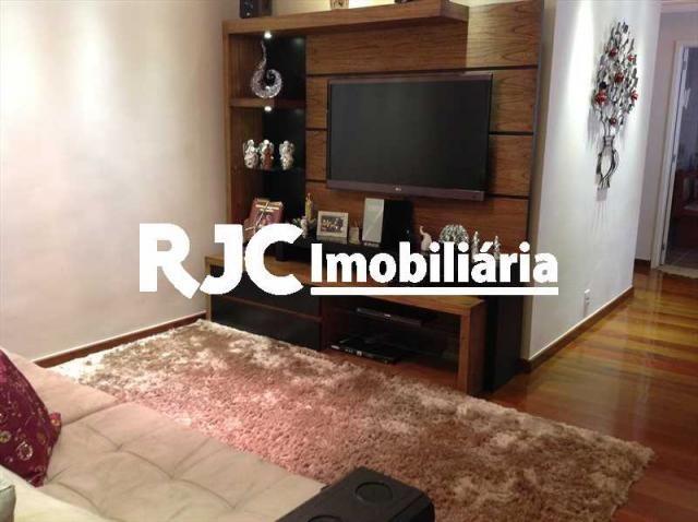 Apartamento à venda com 3 dormitórios em Tijuca, Rio de janeiro cod:MBAP31922 - Foto 5