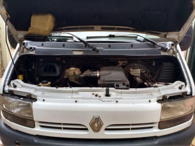 Furgão Renault Master 2.5 dci 115 cv longo Diesel - Foto 7