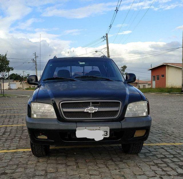 OPORTUNIDADE UNICA!!! Chevrolet S10 2.4 ADVANTAGE, 2008.FLEX, Único Dono