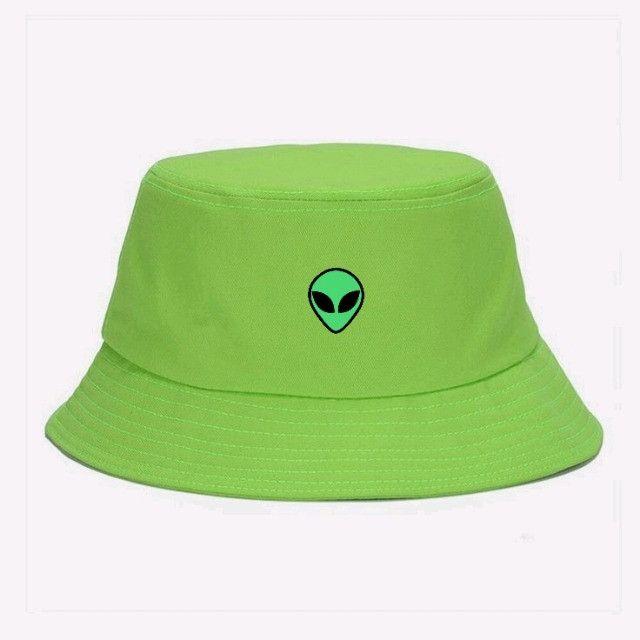 Chapéu bucket alien - Foto 6