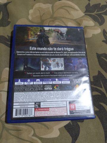 JOGO DE PS4 DAYS GONE  - Foto 2