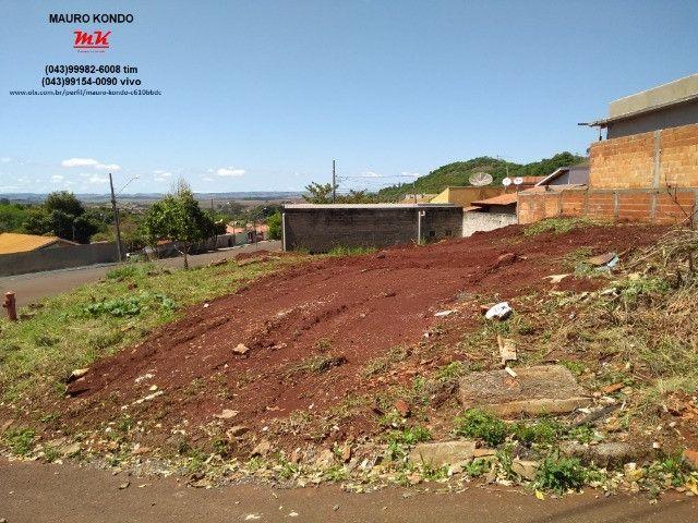 Terreno comercial de esquina com 361,00 m2 no residencial Casagrande em Ibiporã. - Foto 5