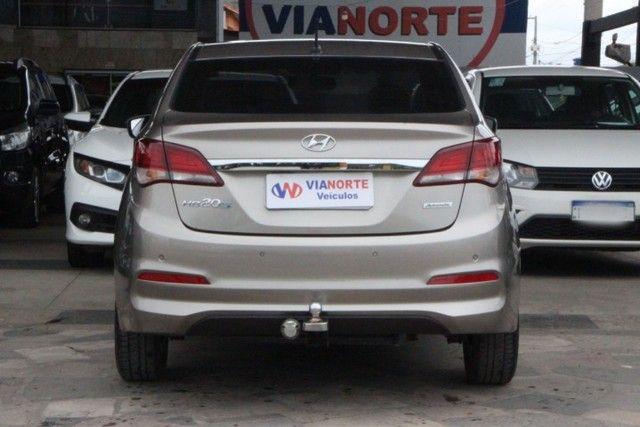 Hyundai HB20S 1.6 Premium 2018 (Aut) 23.513 KM - Foto 4
