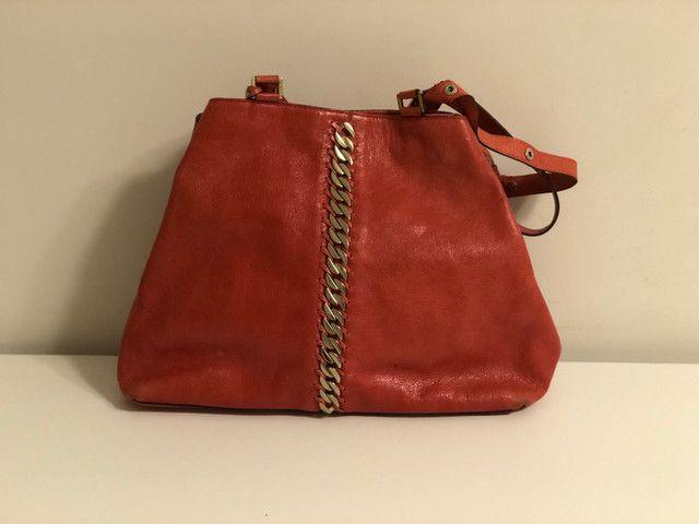 Bolsa de couro Arezzo - original - Foto 2