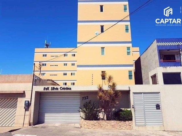 Apartamento à venda, 2 quartos, no bairro Universitário em Caruaru-PE.