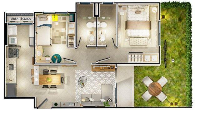 Apartamento com primeiro Park Club com zero de entrada!!! - Foto 15