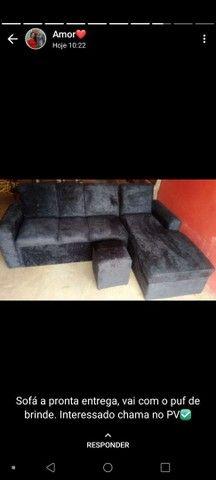 Vendo sofá - Foto 6