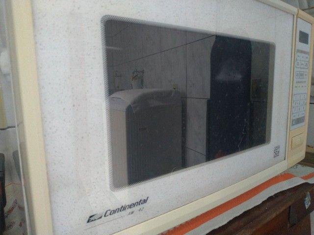 Microondas Continental com Detalhe - Foto 4