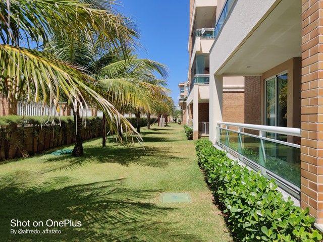 Apartamento para alugueo temporada na praia do Cumbuco  ce a metros do mar com  104 m2 e 3 - Foto 20