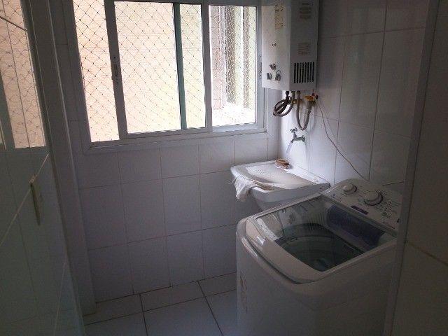 Centro: Apto 2 qts(1suíte), sala ampla, cozinha grande, 1 vaga. todo mobiliado! - Foto 11