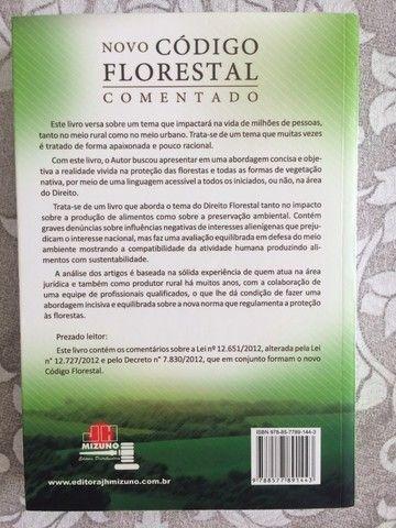Novo Código Florestal Comentado. Lei Nº 12.651 2012 - Foto 3