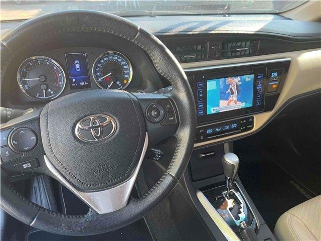 Toyota Corolla 2018 2.0 altis 16v flex 4p automático - Foto 4