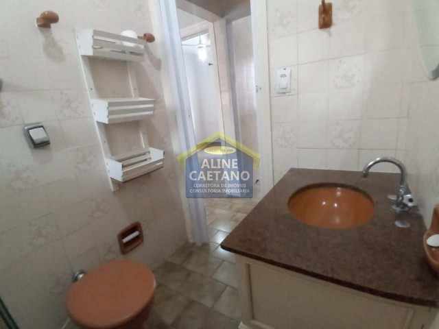 Kitnet com 1 dorm, Boqueirão, Praia Grande - R$ 130 mil, Cod: CLA22609 - Foto 17