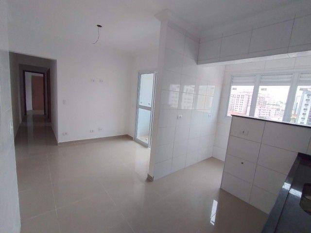 Apartamento à venda com 2 dormitórios em Campo grande, Santos cod:212656 - Foto 4