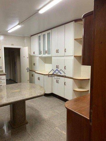 Apartamento com 4 dormitórios para alugar, 215 m² por R$ 3.500,00/mês - Centro - Jundiaí/S - Foto 17