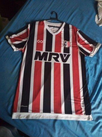 camisa Santa Cruz MRV - Foto 6