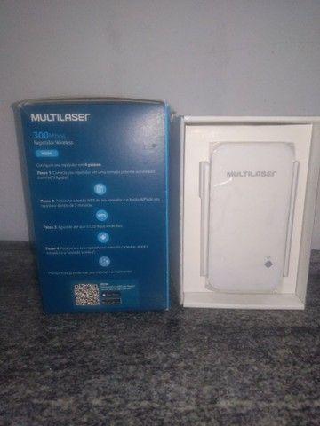 Repetidor de sinal Wifi - Multilaser  - Foto 5