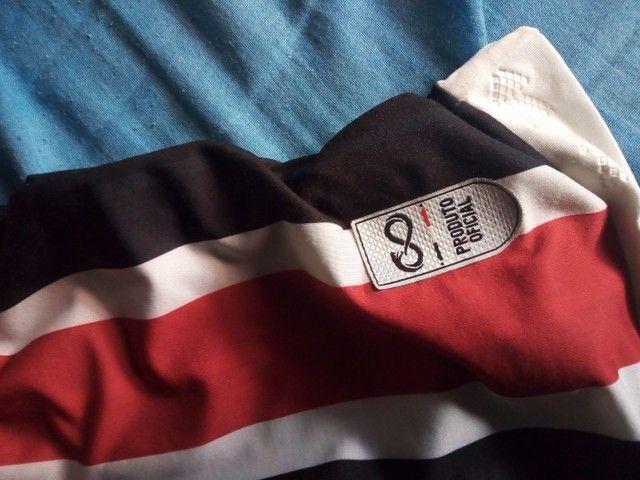 camisa Santa Cruz MRV - Foto 2
