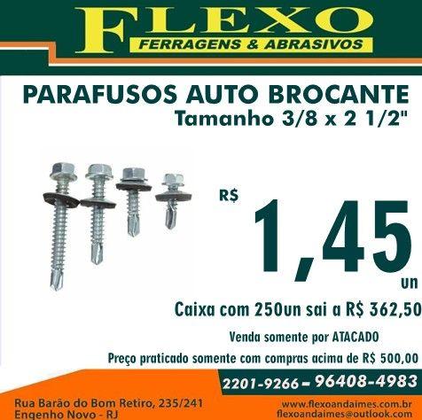 Parafusos Auto Brocante a preço de Custo. - Foto 4