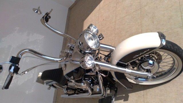 Moto Harley Davidson HD Softail Deluxe 2012 - Foto 8