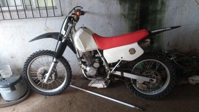 XR 200 toda preparada R$ 3500  - Foto 2