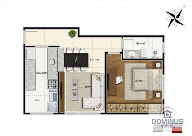 Apartamento Residencial à venda, Funcionários, Belo Horizonte - . - Foto 4