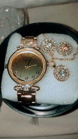 Vendo lindos relógios  - Foto 5