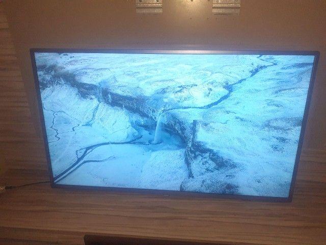 TV Philips 50 4k - Foto 2