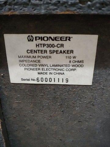 Receiver poinner 5.1 vsx-455 com defeito - Foto 4