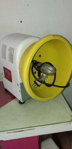 Máquina de ralar coco