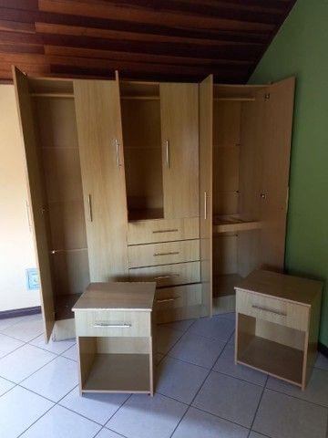 Guarda roupa 6 portas