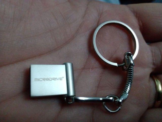 Pendrive micro metal 32 gb
