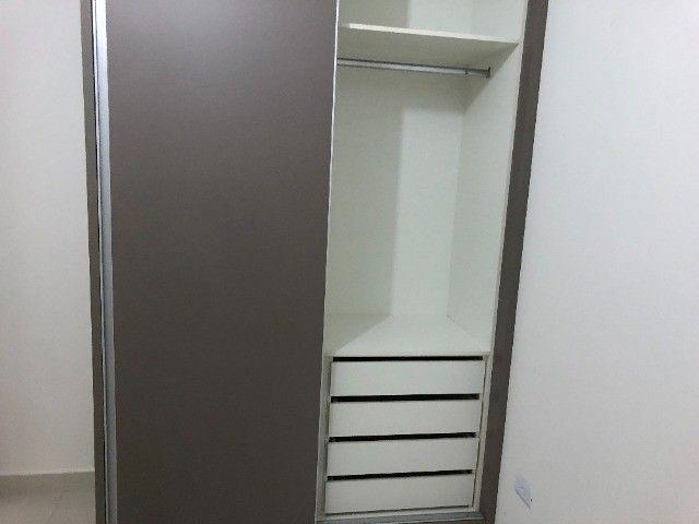 apartamento novo mobiliado - Foto 13