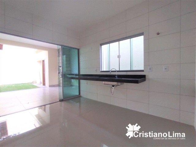 Casa a Venda Região Próxima ao Buriti Shopping Setor Vila Alzira, 3 Quartos e Varanda Gour - Foto 6