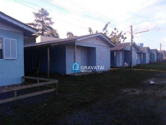 Casa com 2 dormitórios para alugar por R$ 680/mês - Santo Antônio - Gravataí/RS - Foto 2