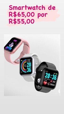 Vários modelos de smartwatch ! - Foto 3