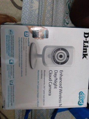 Sistema de segurança por câmera digital